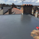 Flat & GRP Roofing in Wallington